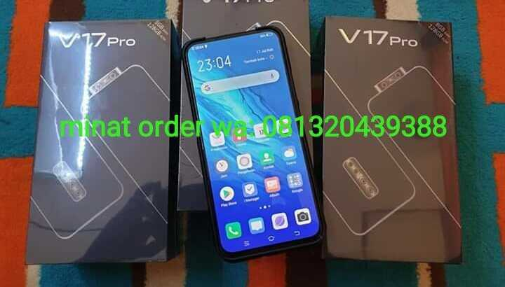 JUAL HP VIVO V17 PRO BLACK MARKET ORIGINAL