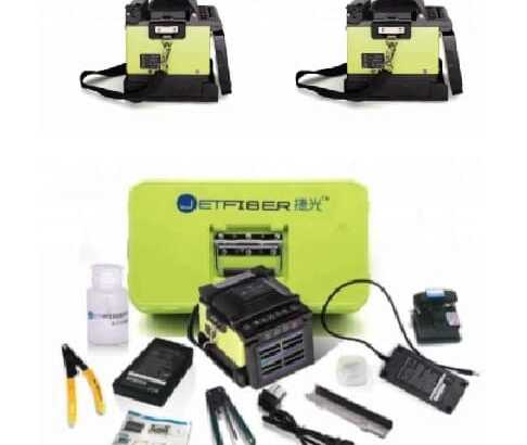 New Price Fusion Splicer Jetfiber H5