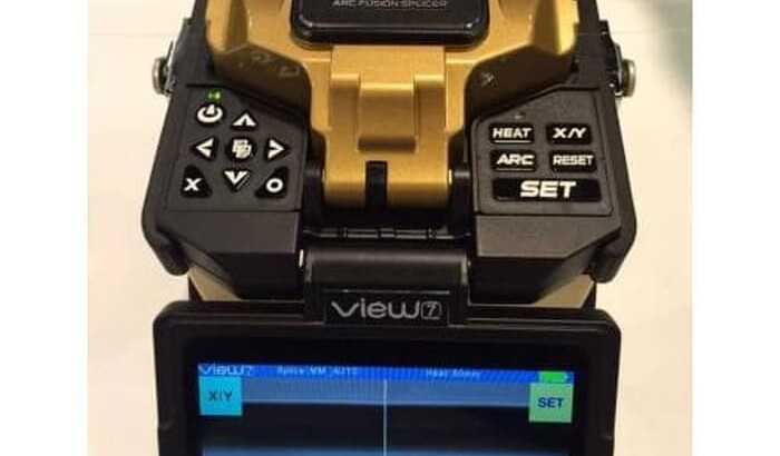 Fusion Splicer Inno View7 Best Quality