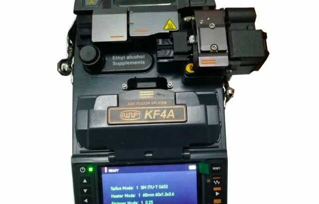Special Price Fusion Splicer Ilsintech Swift Kf4a