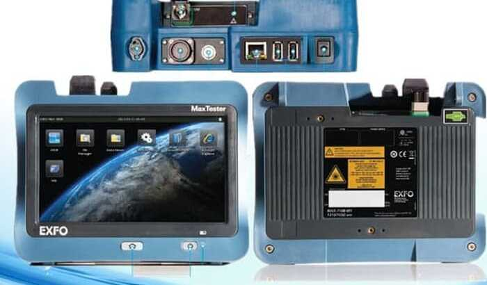 OTDR Exfo Maxtester 730c Strong Performance