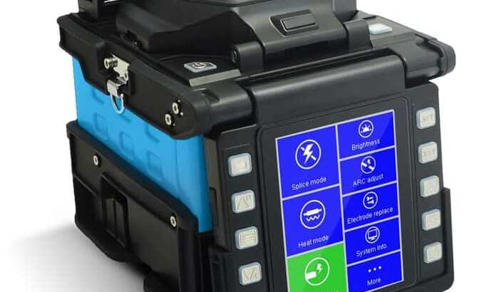 Ready Fusion Splicer Comway C8